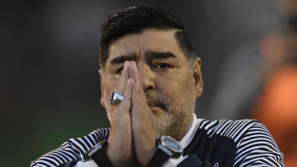 Diego Maradona operazione