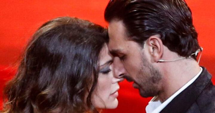 Raimondo Todaro ed Elisa Isoardi viso a viso