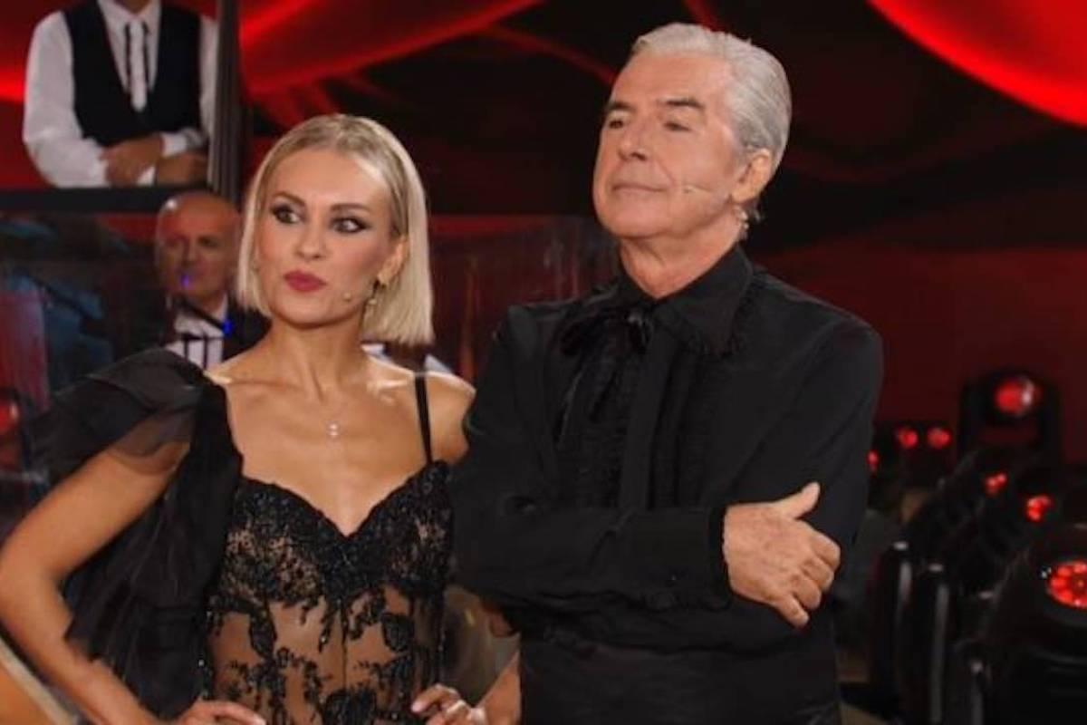 Maria Ermachkova e Tullio Solenghi a Ballando con le Stelle