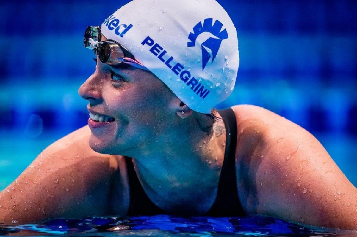 Federica Pellegrini e le Olimpiadi di Tokyo