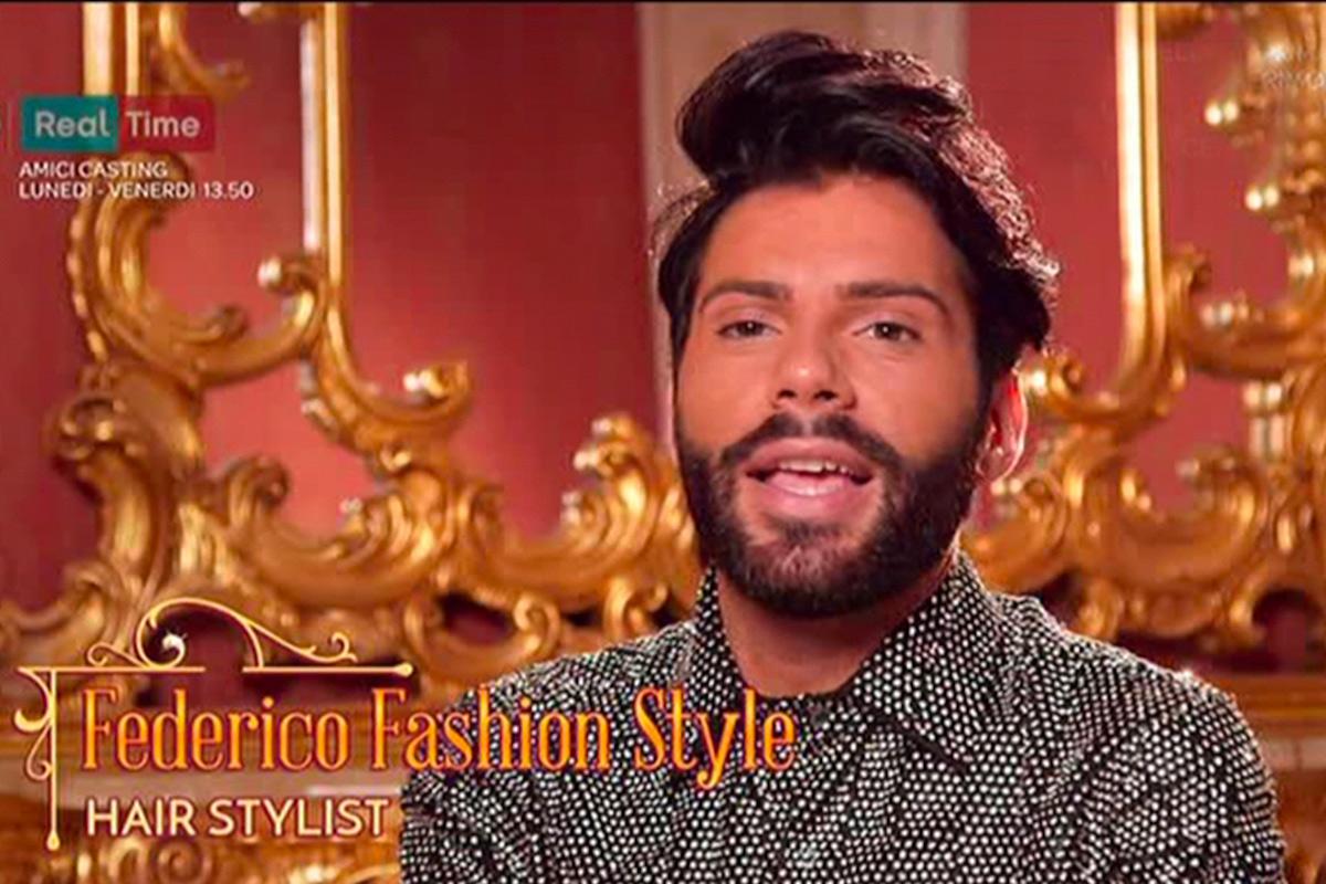 Federico Fashion Style a Il salone delle meraviglie