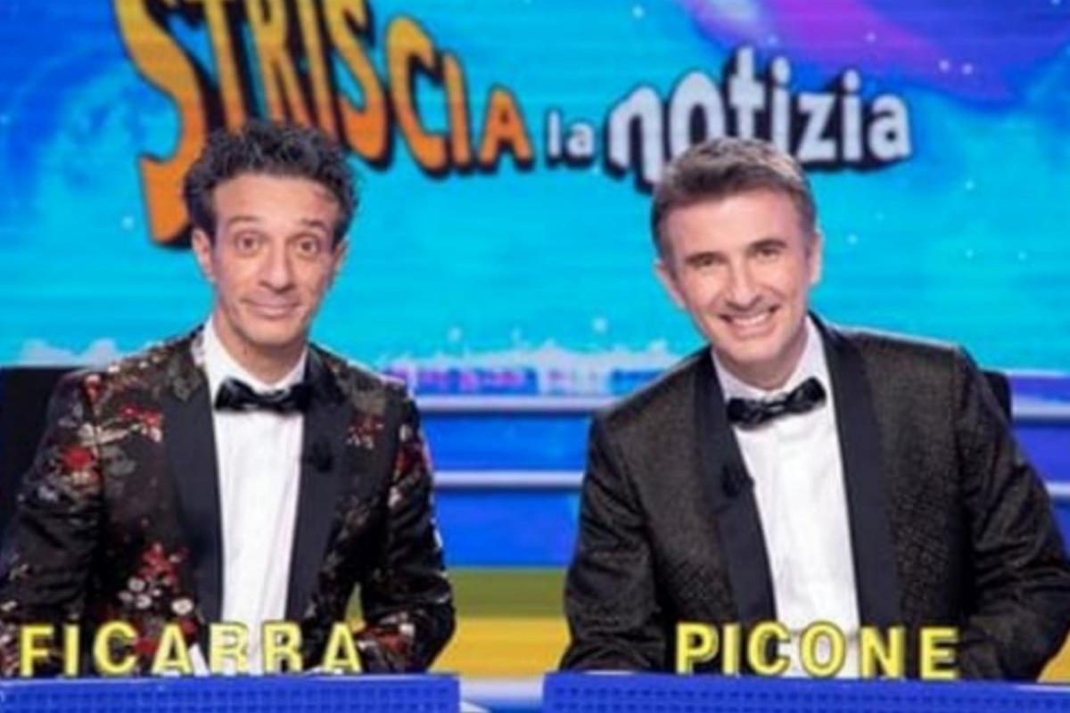Picone e Ficarra conducono Striscia la Notizia