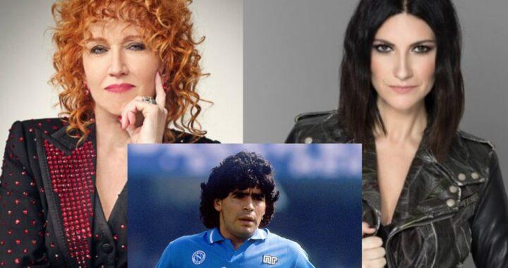 Fiorella Mannoia e la risposta alle critiche sulla morte di Maradona