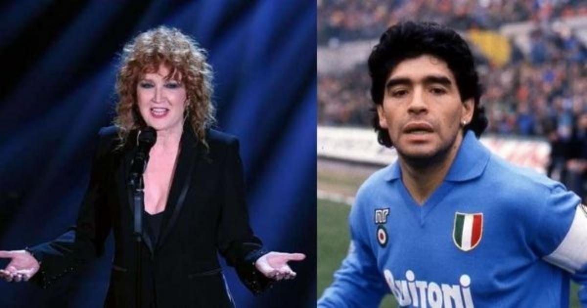 Fiorella Mannoia smorza le critiche sulla morte di Maradona