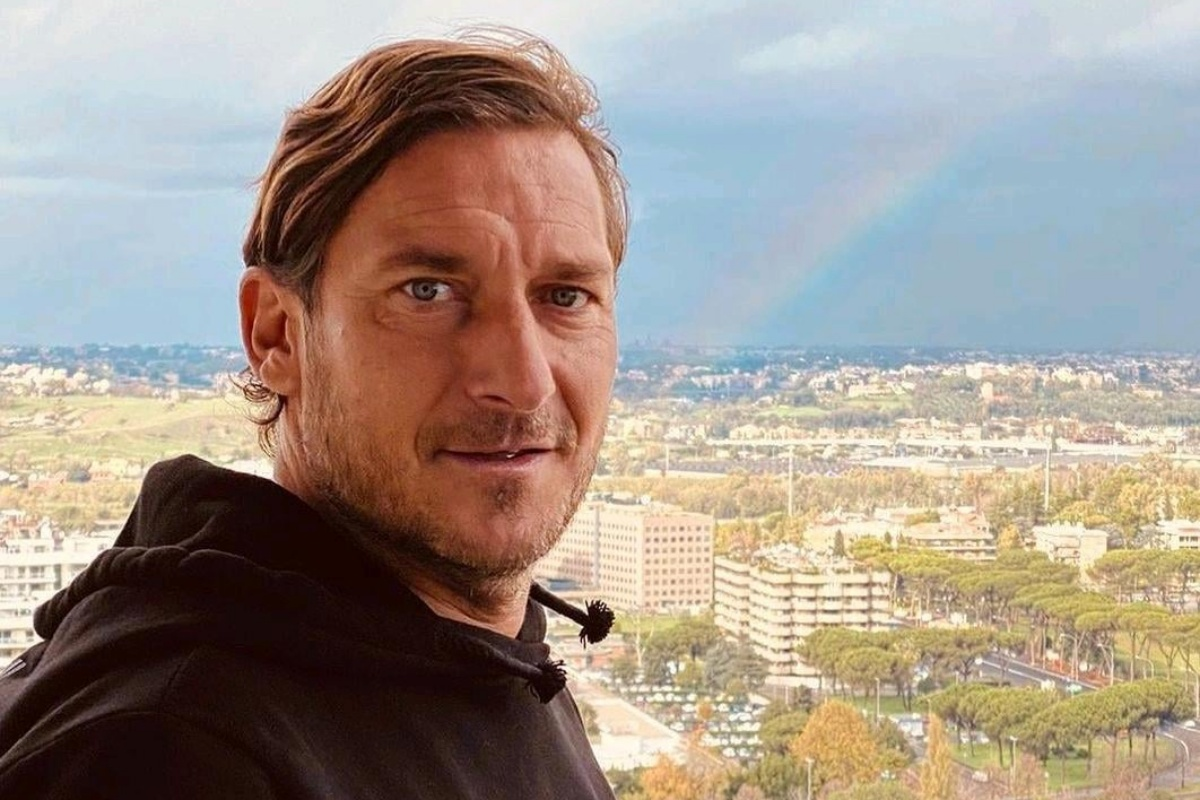 Coronavirus: Francesco Totti è guarito