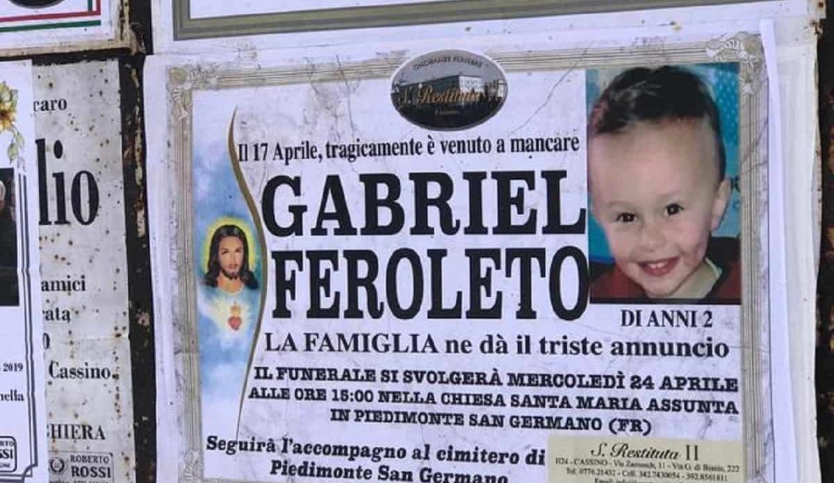 Richiesto ergastolo per il padre di Gabriel Feroleto