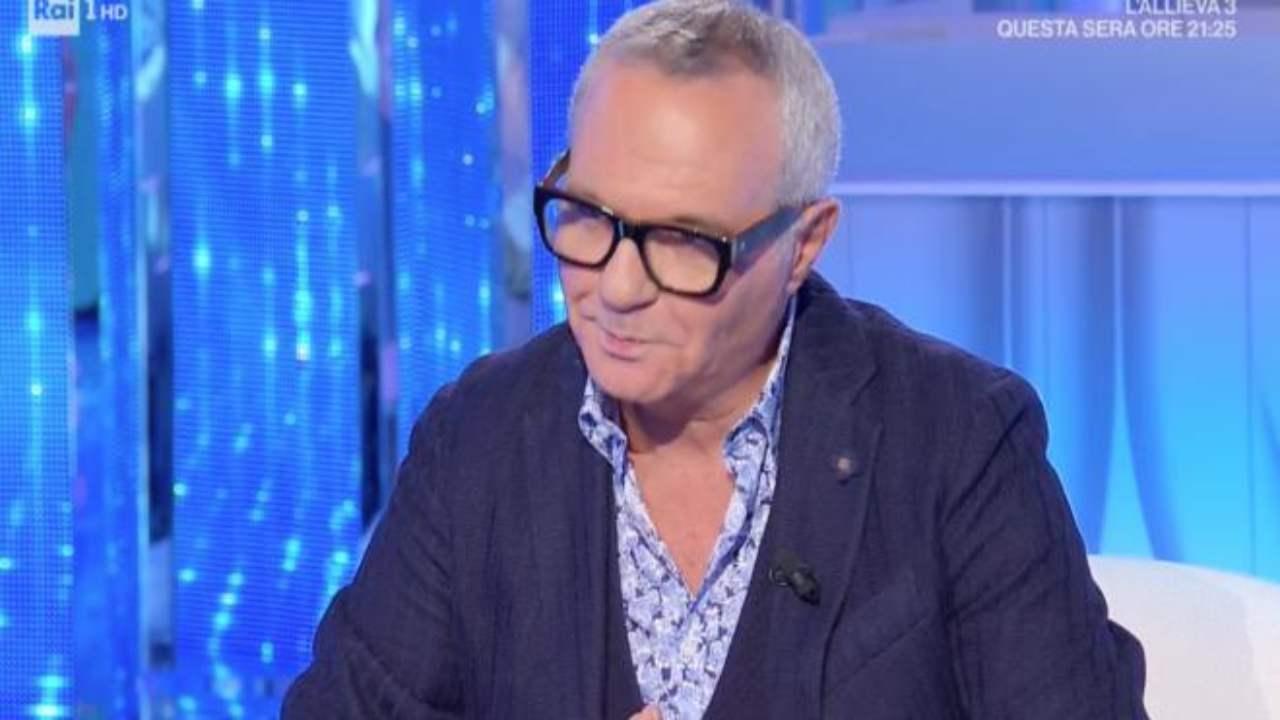 Giorgio Panariello parla del fratello scomparso