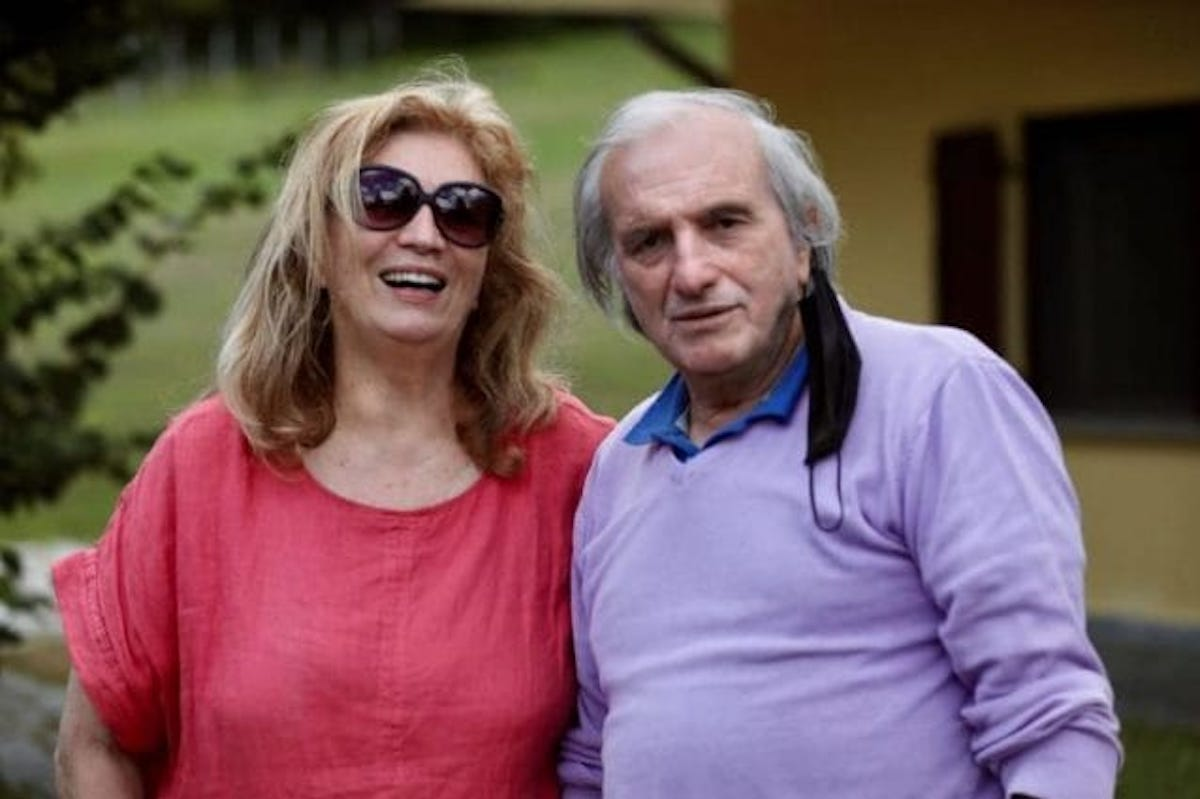 Iva Zanicchi Fratello