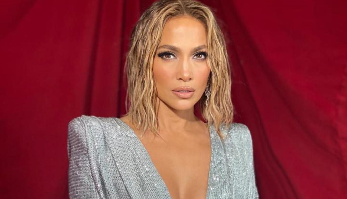 Jennifer Lopez e la foto senza trucco