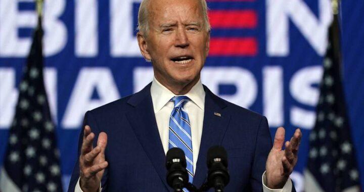 Discorso di Joe Biden