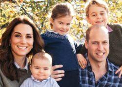 Kate Middleton Famiglia William