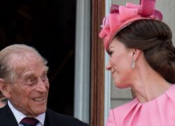 Kate Middleton Principe Filippo