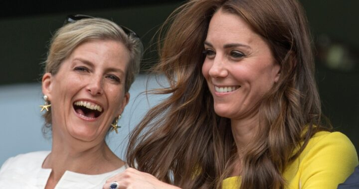 Kate Middleton Sophie di Wessex