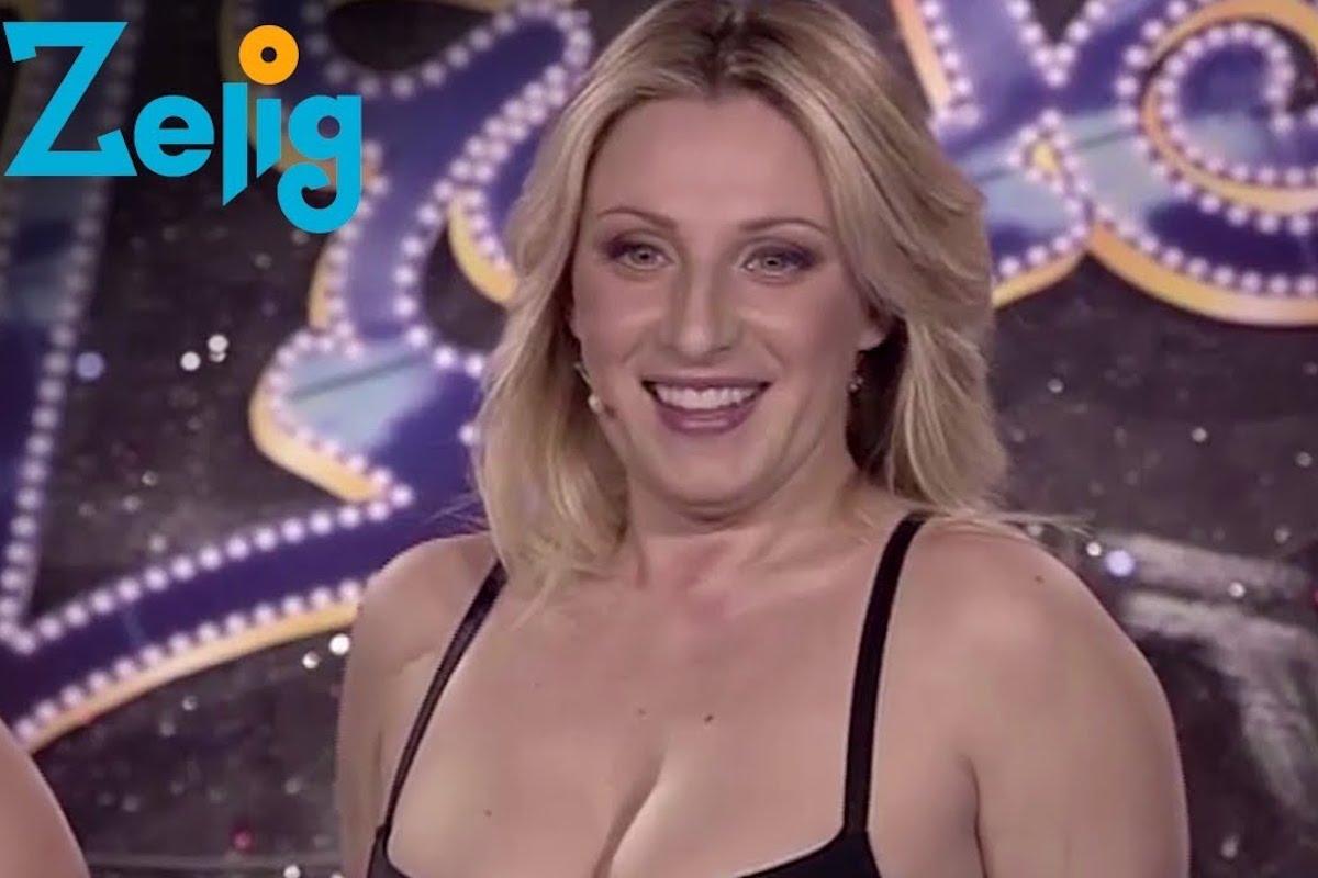 Katia Follesa si esibisce a Zelig