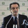 Conferenza stampa del governatore della Lombardia