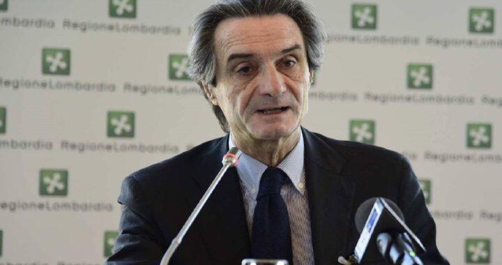 Lombardia, prima zona arancione poi non più: l'attacco di Attilio Fontana al Governo