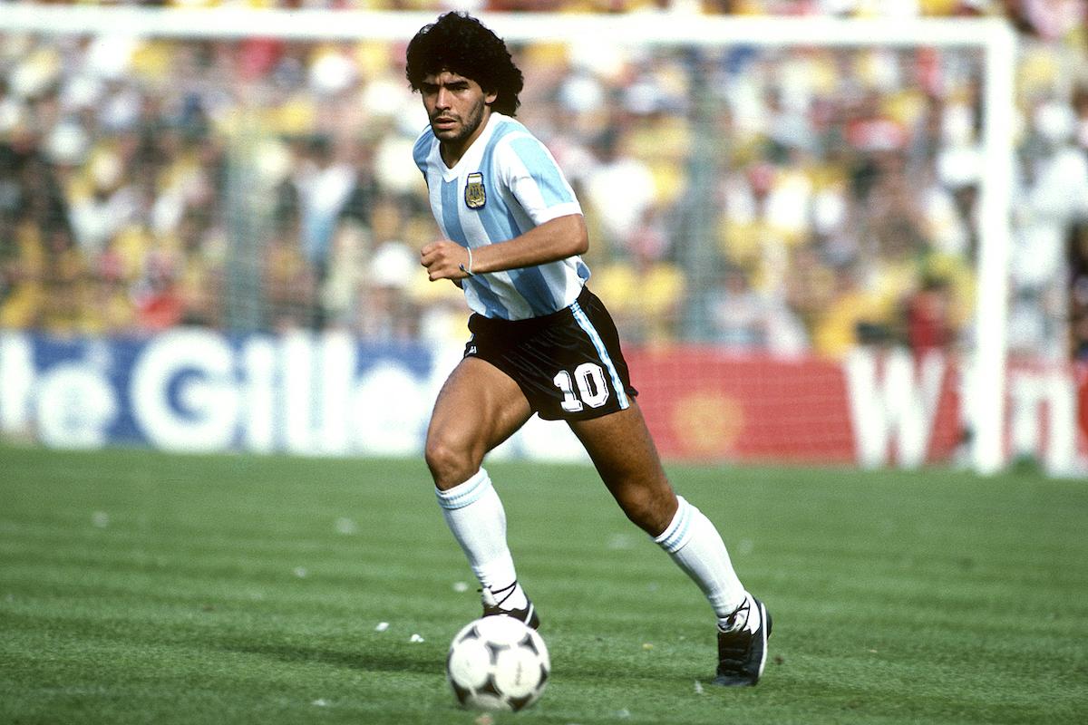 Diego Maradona in Nazionale