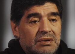Primo piano Maradona