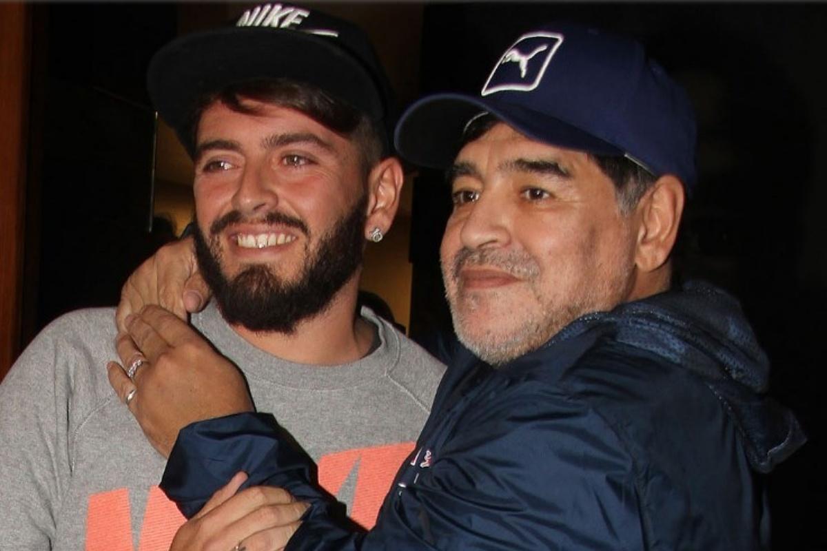 Diego Maradona Junior è positivo al Covid