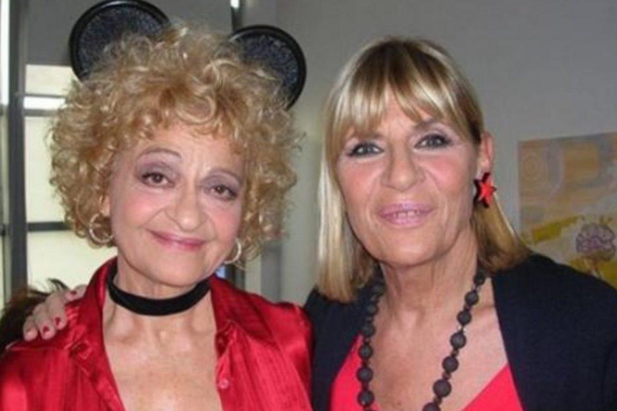 Gemma Galgani e Angela Favolosa Cubista