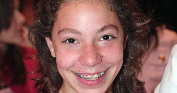 Yara Gambirasio sorridente