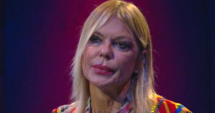 Matilde Brandi marito crisi