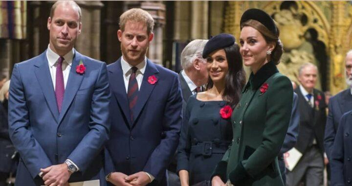 Meghan-Markle Harry Kate Middleton William foto