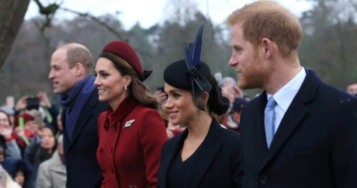 Principe Harry Principe William Meghan Markle