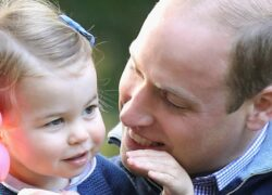 Principe William Charlotte