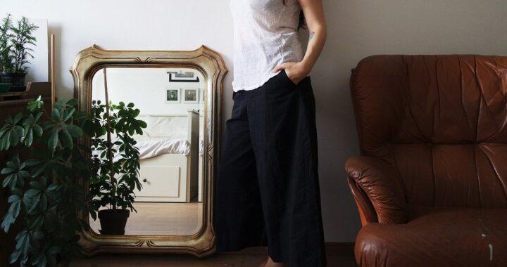 Pulire gli specchi senza lasciare aloni