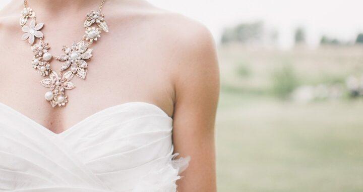 Pulire un vestito da sposa