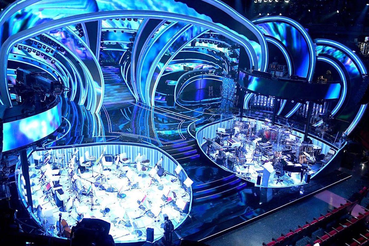 Festival di Sanremo palcoscenico