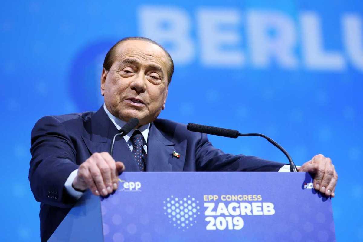 Congresso Silvio Berlusconi