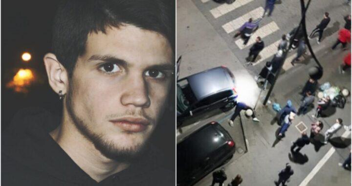Simone Frascogna ucciso a coltellate
