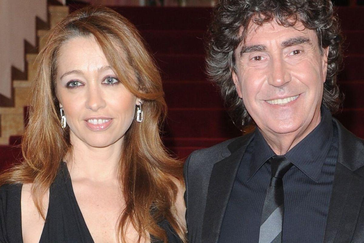 Tiziana Giardone e Stefano D'Orazio sorridenti