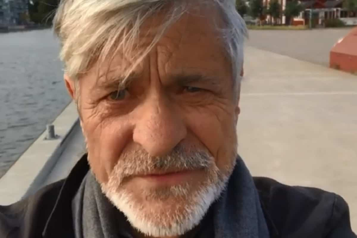 Dietrich Adam selfie