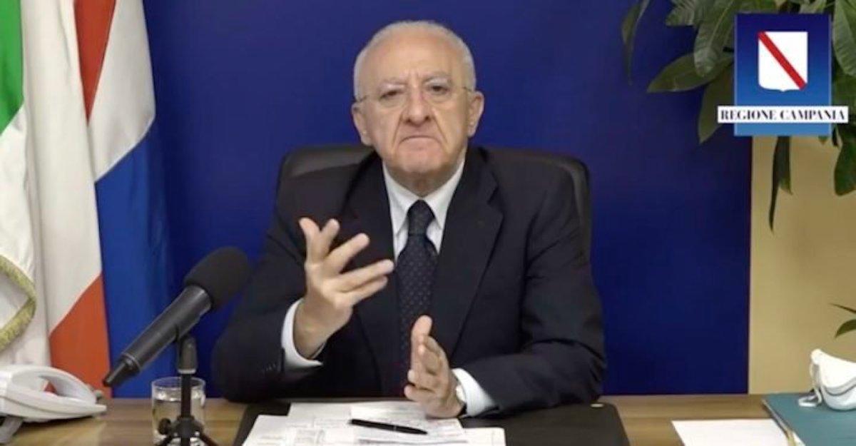 Vincenzo De Luca Campania