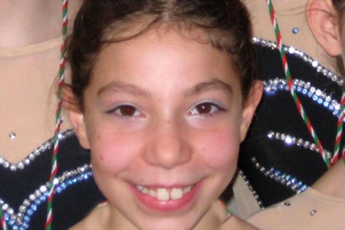 Yara Gambirasio che sorride