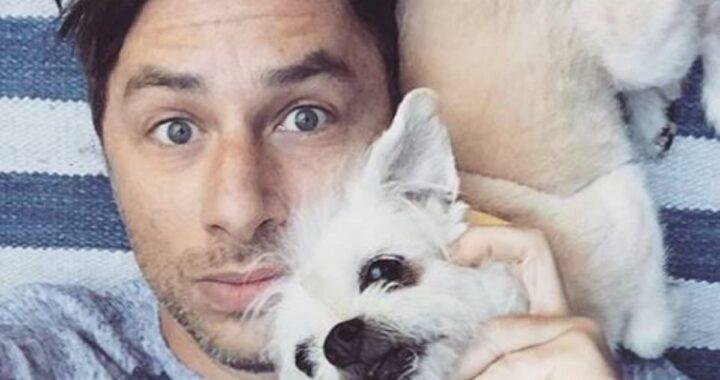 La lettera di addio di Zach Braff al suo cane Roscoe