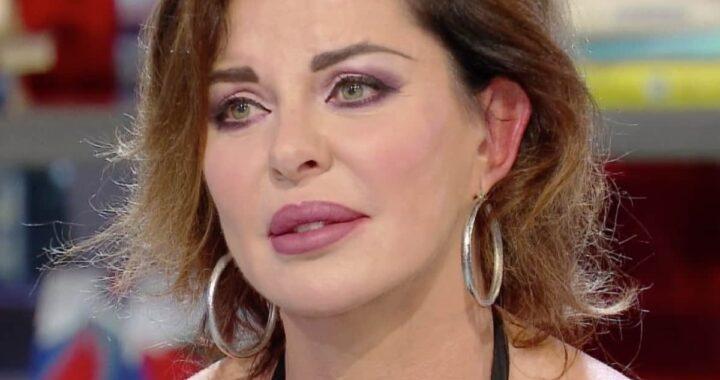 Alba Parietti attacca il figlio