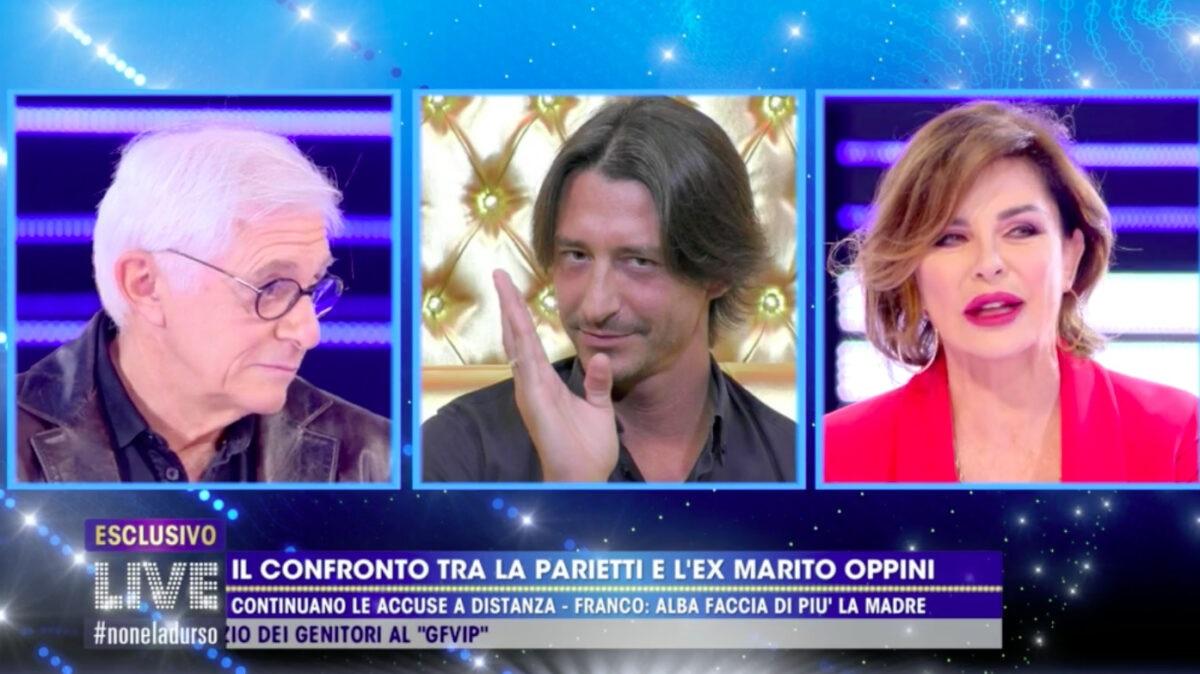 """Alba Parietti e i programmi della D'Urso: """"Per soldi"""""""