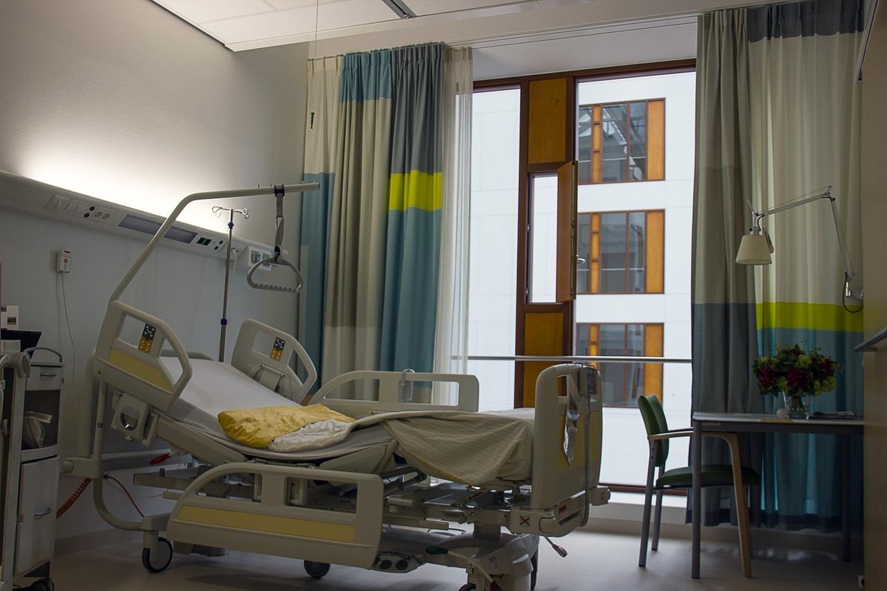 Pronto soccorso in ospedale