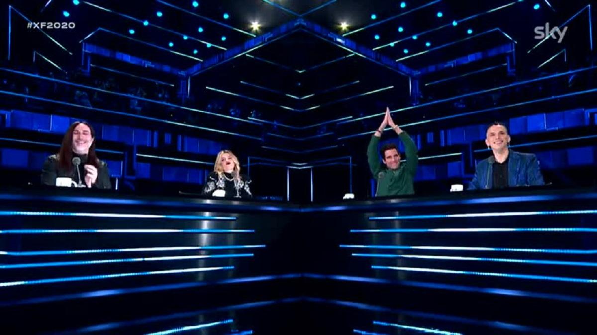Giudici X Factor