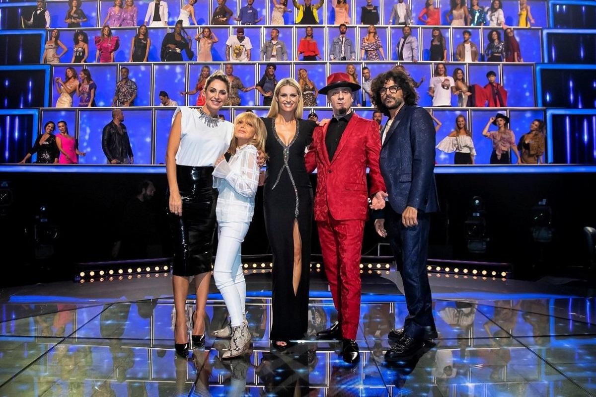 All Together Now: Anna Tatangelo battibecca con Rita Pavone