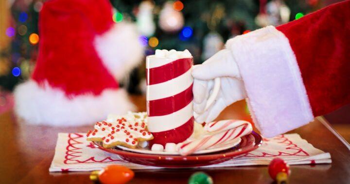 Babbo Natale a casa