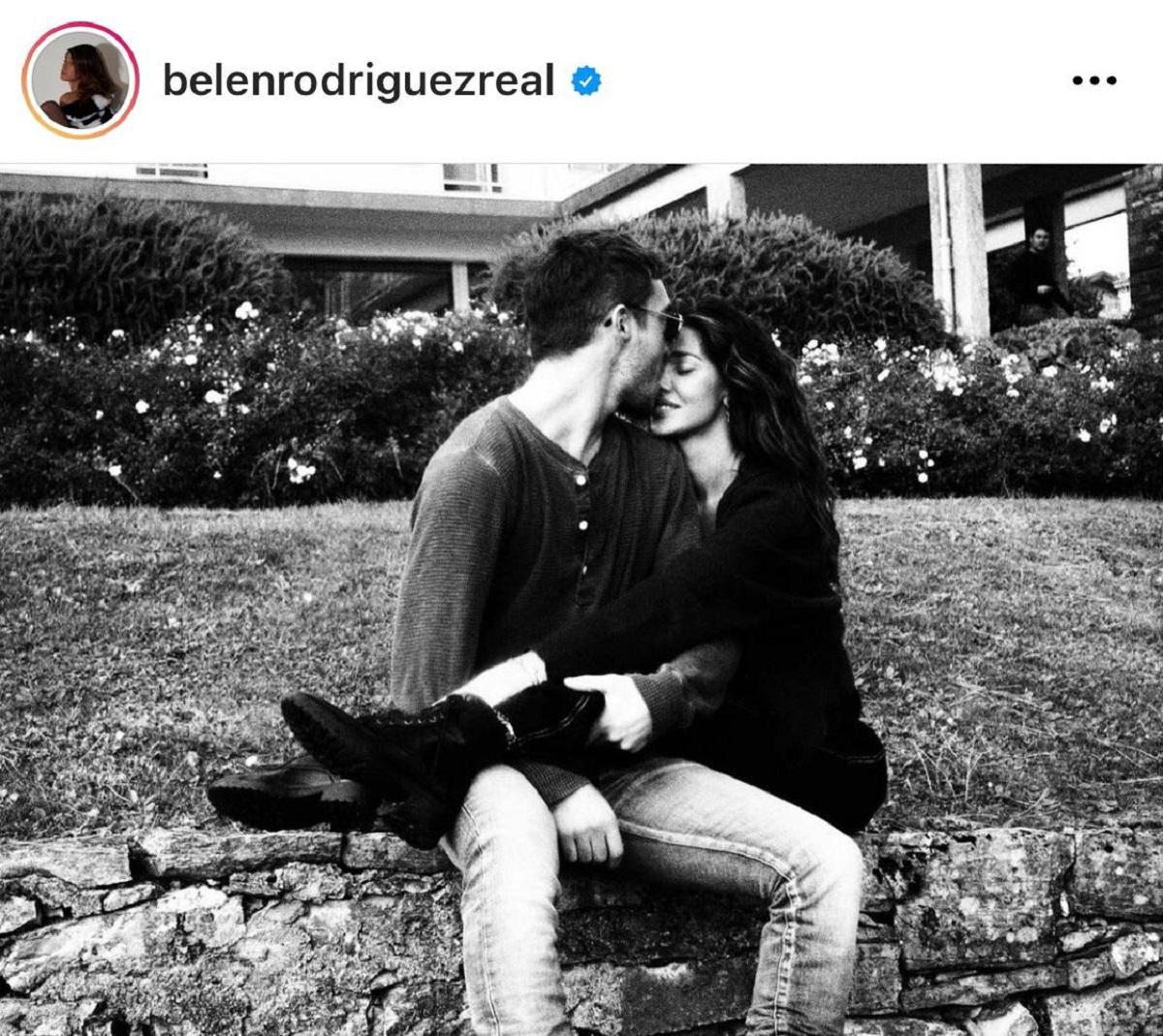 Belen e Antonino foto