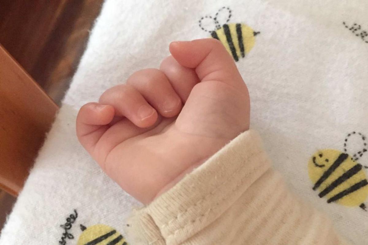 bimbo nato morto nonna
