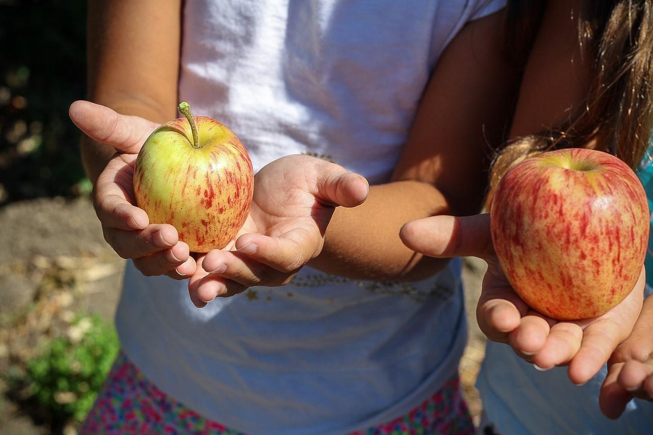Mangiare più frutta e verdura