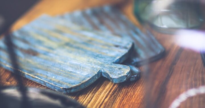 Come pulire i taglieri di legno
