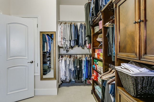 consigli come organizzare l'armadio